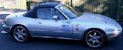 Mazda MX-5 Eunos Roadster
