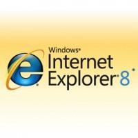 Microsoft Internet Explorer 8 - IE8