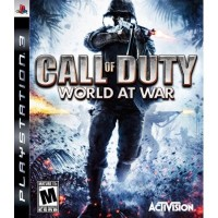 Call of Duty 5 (CoD5): World at War (PS3)