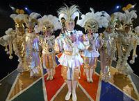 Venetian Masquerade, Knowsley Park, Liverpool