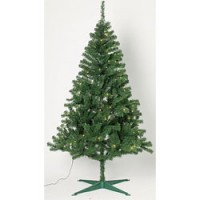 Asda 6ft Pre-Lit Artificial Tree
