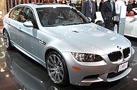 BMW M3 E90 (Sedan)