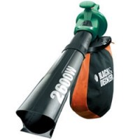 Black and Decker GW2600 Blower Vac