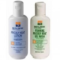 Rona Ross Prickly Heat Lotion and Gel Wash