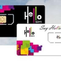 Hellosim Travel SIM Card - www.hellosim.com