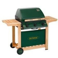 Outback Classic Hunter 3 Burner Hooded