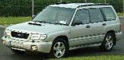 Subaru Forester S Turbo AWP