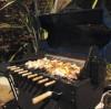 BarbeSkew Charcoal BBQ Grill