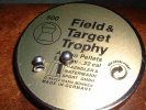 H &N Field and Target Trophy