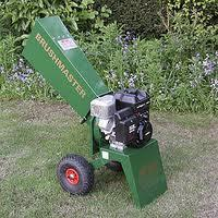 Globe Organics Ltd Brushmaster Shredder Chipper