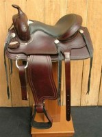 Hilason HSTT191 Saddle