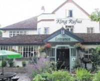 King Rufus, Chandler's Ford, Eastleigh