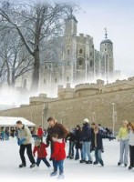 Ice at the Tower, Tower of London Ice Rink