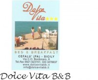 Dolce Vita Bed & Breakfast, Cefalu