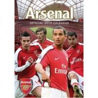 Official Arsenal 2010 Calendar