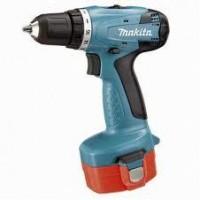 Makita 6281DWPE 14.4V Cordless Drill Driver (2x 1.3Ah NiCD Batteries)