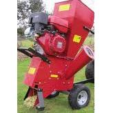 Titan Pro 14HP Chipper Shredder