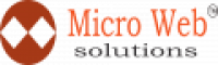 MicroWeb Solutions - www.microwebsolutions.co.in