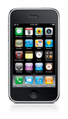 Apple iPhone 3GS - Courtesy of Apple