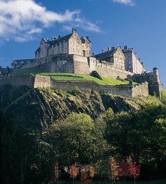 Haunted Edinburgh Castle