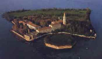 Picture of Poveglia Island
