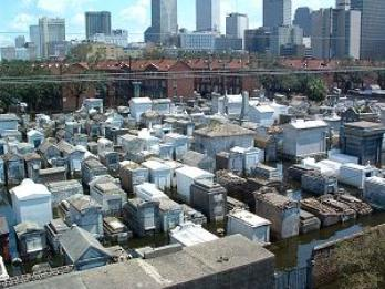 Picture of St Louis Cemetery, New Orleans