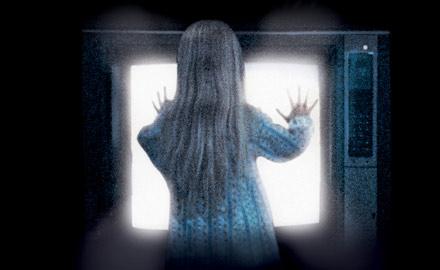 Poltergeist- Halloween Scary Creatures