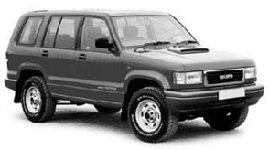 Isuzu Trooper Image