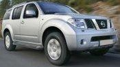 Nissan 2.5 SVE