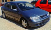 Vauxhall Astra 2.0 DI 16V 5dr