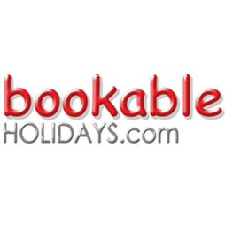 Bookable Holidays - www.bookableholidays.com