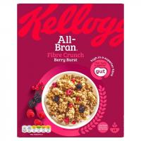 Kellogg's All-Bran Fibre Crunch Berry Burst