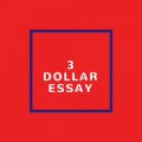 3 Dollar Essay - www.3dollaressay.com