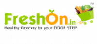 Organic groceries - www.freshon.in
