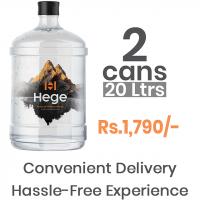 Hege Natural Mineral Water - www.naturalhege.com
