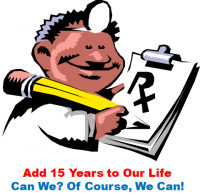 Add 15years to our life - www.add15years.com