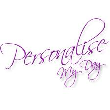 Personalise My Day - www.personalisemyday.co.uk