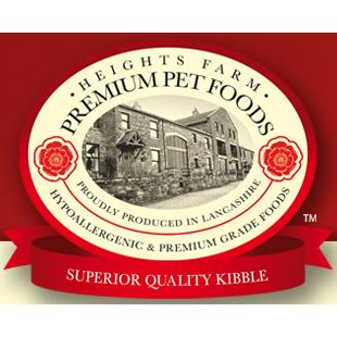 Heights Farm Premium Pet Foods - Lamb & Rice Kibble
