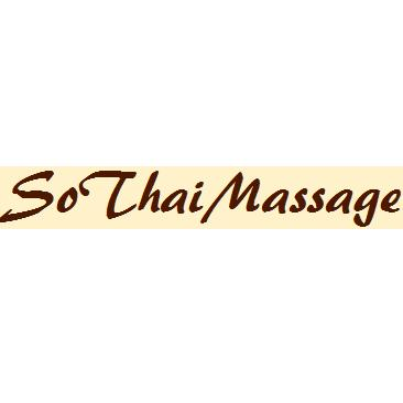 So Thai Massage - www.sothaimassage.co.uk
