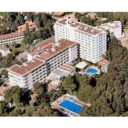 Torremolinos, Hotel Roc El Pinar