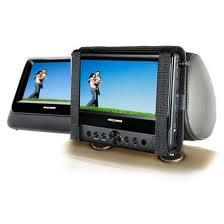 Nextbase SDV48AM Twin Screen Portable DVD Player