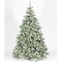 Woolworths Frosted Moutain Pine Christmas Tree