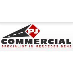 PJ Commercials Ltd - www.pjcommercial.com