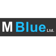 M Blue Ltd - www.mblueltd.co.uk