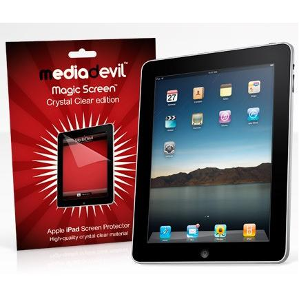MediaDevil iPad Screen Protector