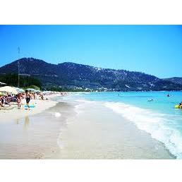 Golden Beach, Thassos, Greece