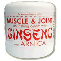 Ginseng Muscle and Joint Cream