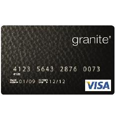 Granite Credit Card - www.granitecard.co.uk