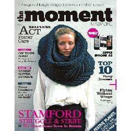 The Moment Magazine - www.themomentmagazine.com