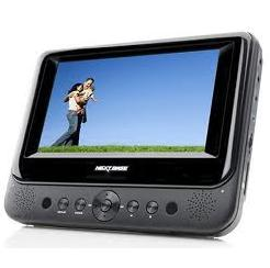 "Nextbase SDV48 7"" Portable DVD Player"